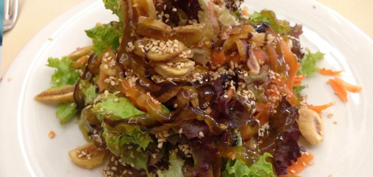 Οι συνταγές των σεφ μας: Σαλάτα «συκάτη»!