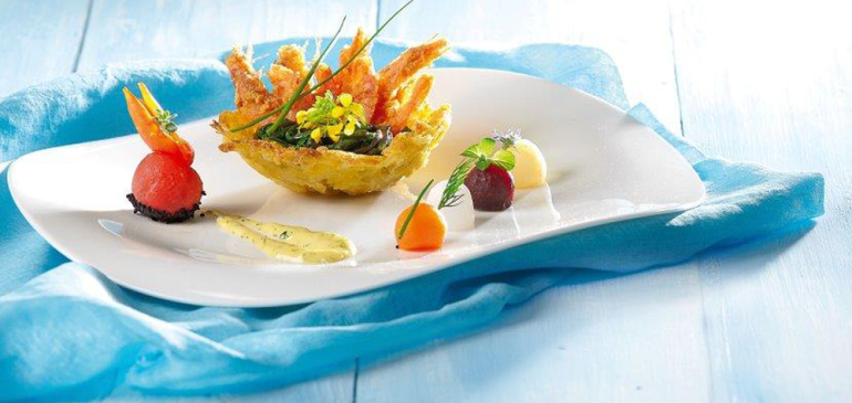 Οι Συνταγές των Chef μας: Γαρυδάκι Συμιακό